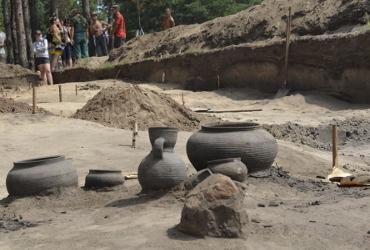 Тамбовские археологи раскопали артефакты эпохи неолита