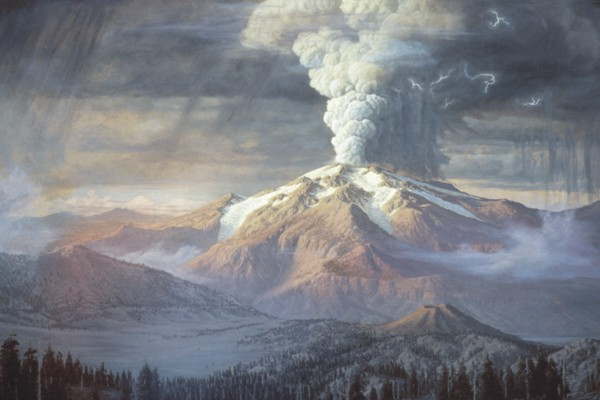 Извержение Йеллоустоуна в ближайшие 2 недели?