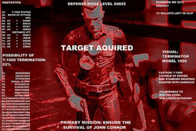 Скриншот из фильма «Терминатор 2: Судный день»