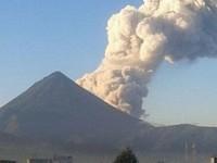 С начала февраля на Земле наблюдается необычно высокая вулканическая активность